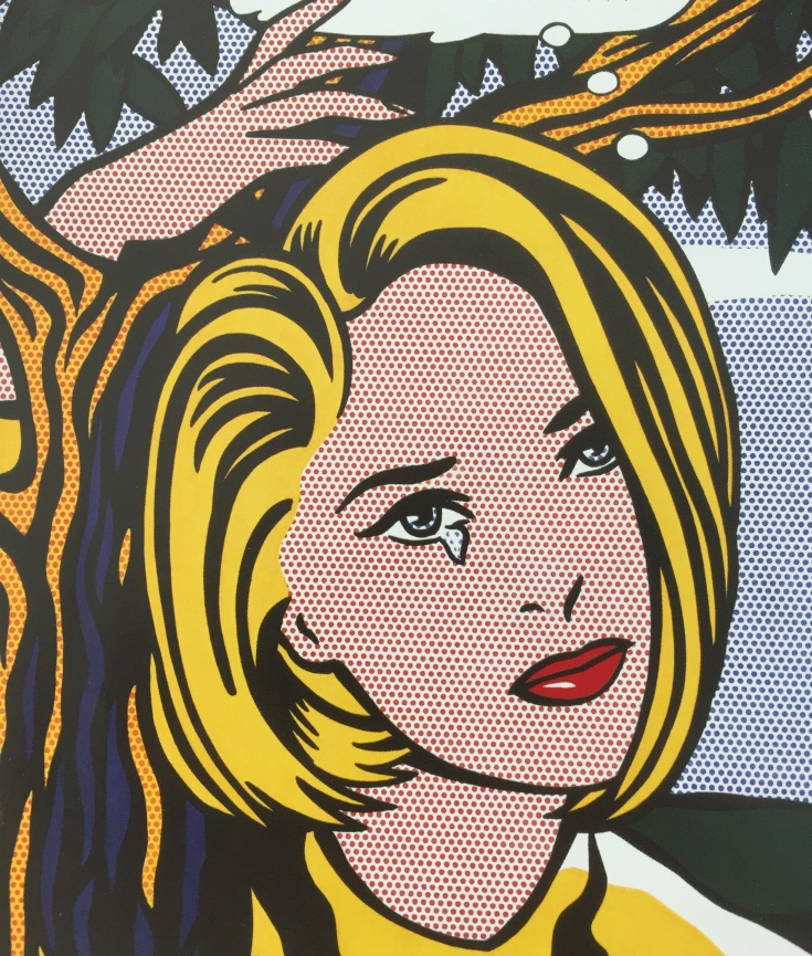 Roy Lichtenstein, 'I...I'm Sorry!', 1965,1966