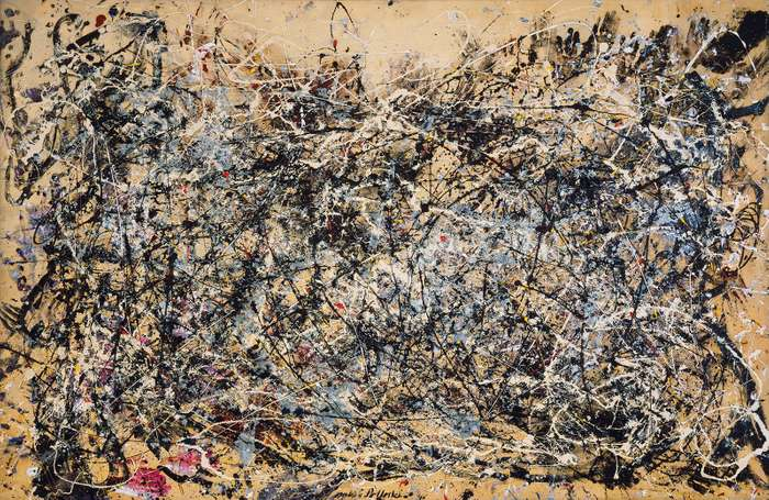 Jackson Pollock, 'Number 1A', 1948